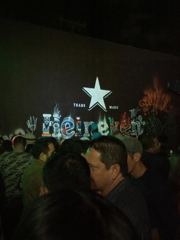 Heineken Murals VIP Launch Party