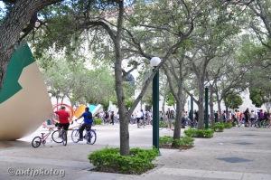 Miami Critical Mass June 2013