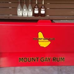 Sponsor Mount Gay RUm