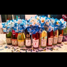 Barefoot Wine bouquet