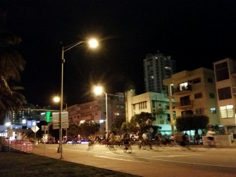 Critical Mass Miami September 2014