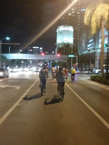 Critical Mass Miami September 2014-2