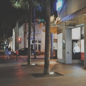 "3:05am #Miami ""Late Night Stroll"""