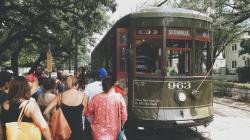 Streetcar tour
